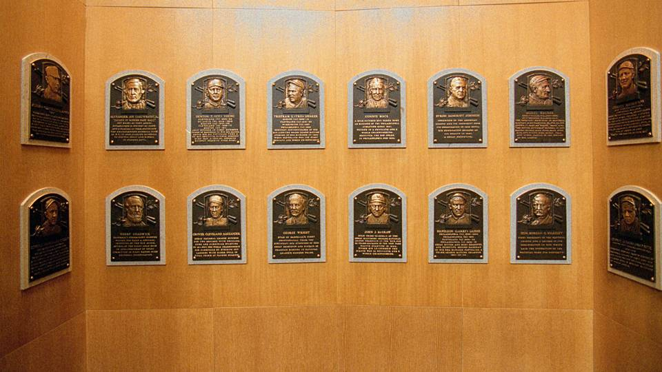 A better way to select Hall of Famers