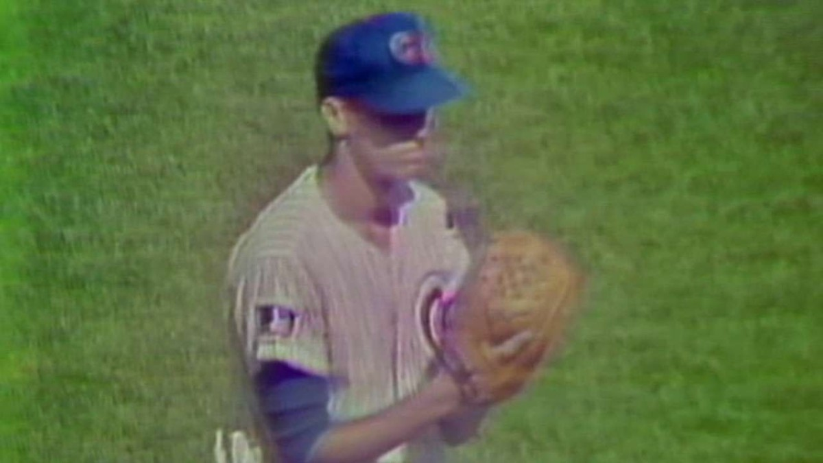 1969: Holtzman's no-strikeout no-hitter