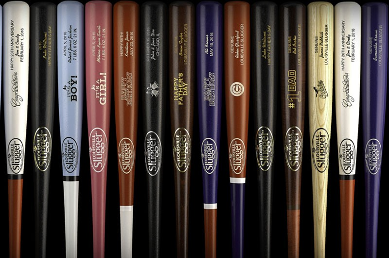 Louisville Slugger: the making of an American icon