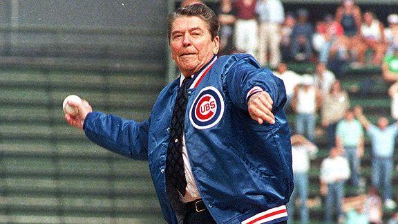Hail to the Chief: Presidents andbaseball